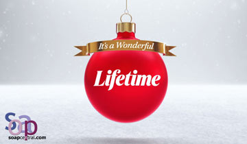 Lifetime holiday films made cheerier with soap stars