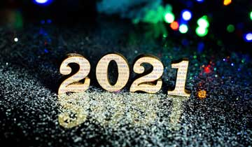 NEW YEAR'S ROUNDUPS: Soap stars make wishes for 2021