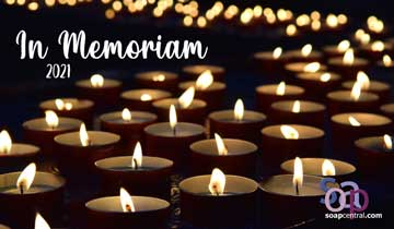 Remembering the members of our daytime family that we lost in 2021
