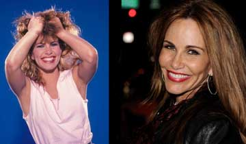 80s icon and soap star Tawny Kitaen has died