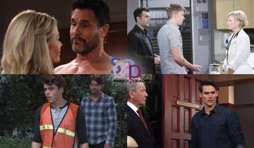 RECAPS: What you missed last week (May 13) on B&B, DAYS, GH, and Y&R