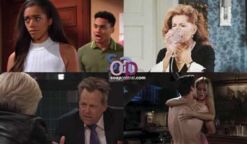 A sneak peek at what happens on B&B, DAYS, GH, and Y&R the week of May 27