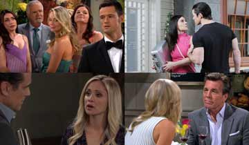 A sneak peek at what happens on B&B, DAYS, GH, and Y&R the week of July 15