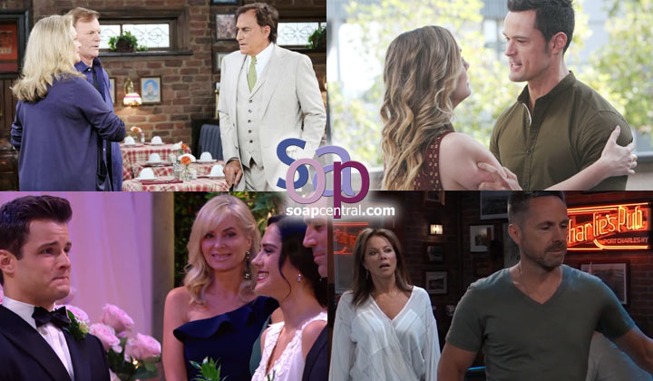 The Scoop: Soap previews, teasers, and spoilers