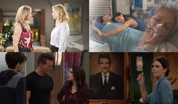 RECAPS: What you missed last week (October 7) on B&B, DAYS, GH, and Y&R