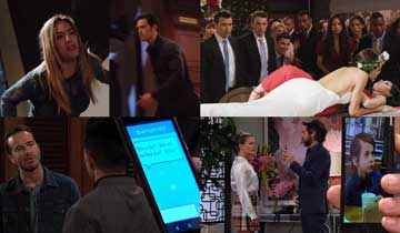 RECAPS: What you missed last week (November 4) on B&B, DAYS, GH, and Y&R