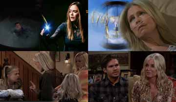 A sneak peek at what happens on B&B, DAYS, GH, and Y&R the week of November 11