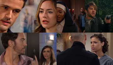 RECAPS: What you missed last week (December 9) on B&B, DAYS, GH, and Y&R