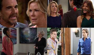 A sneak peek at what happens on B&B, DAYS, GH, and Y&R the week of March 30