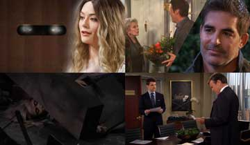 A sneak peek at what happens on B&B, DAYS, GH, and Y&R the week of November 23