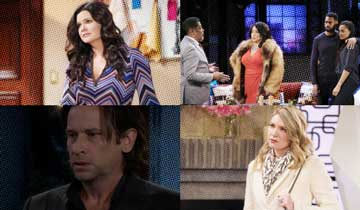 RECAPS: What you missed last week (March 1) on B&B, DAYS, GH, and Y&R
