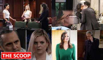 A sneak peek at what happens on B&B, DAYS, GH, and Y&R the week of May 10