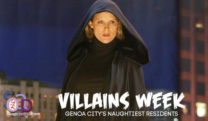 Did you enjoy last week's Villains Week on Y&R? Who is your favorite all-time baddie?