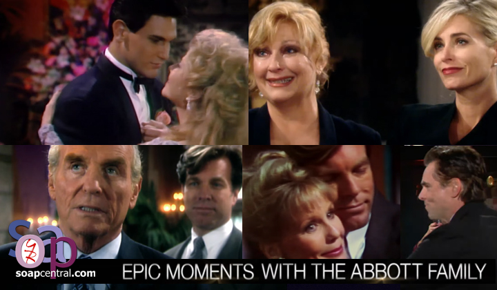 It's a week of Abbott family drama, laughs, and memories