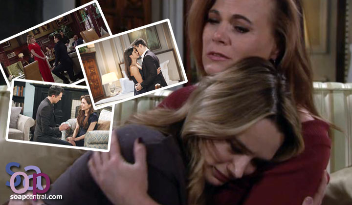 Y&R COMMENTARY: Love the one you're with