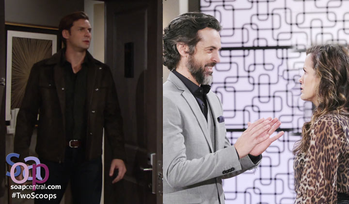 Y&R TWO SCOOPS: Take a Chance on me