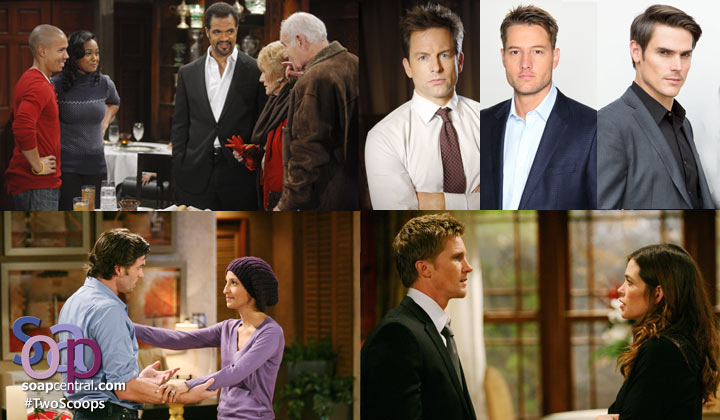 Y&R COMMENTARY: What a long, strange decade it's been in Genoa City