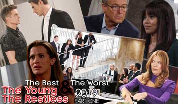 The Best and Worst of The Young and the Restless 2019, Part One