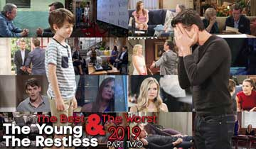 The Best and Worst of The Young and the Restless 2019, Part Two