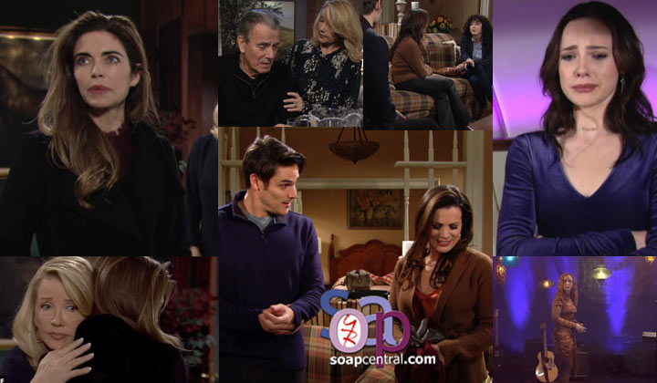 Y&R Two Scoops (Week of March 23, 2020)