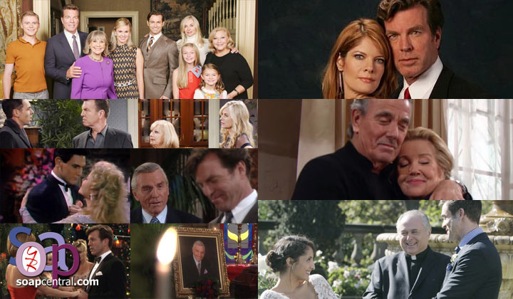 Need more Abbott family in your life? Here's a toast to one of Genoa City's favorite families!