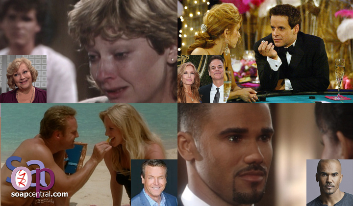 Y&R TWO SCOOPS: From back burner to front runner, or gone too soon?