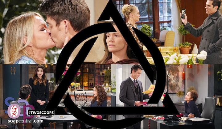 Y&R COMMENTARY: A triangle that looks more like a circle