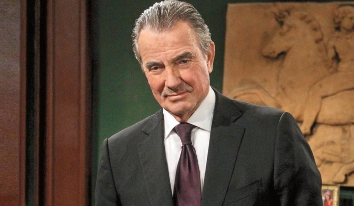 Eric Braeden out as Y&R's Victor Newman is written out