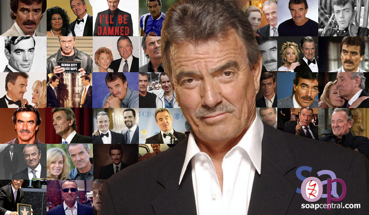 40 YEARS: Eric Braeden marks milestone anniversary as Y&R's Victor Newman with three special episodes