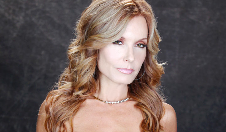 "Y&R's Tracey Bregman ""numb"" after losing home in California fire"