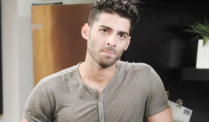 Y&R's Jason Canela teases return