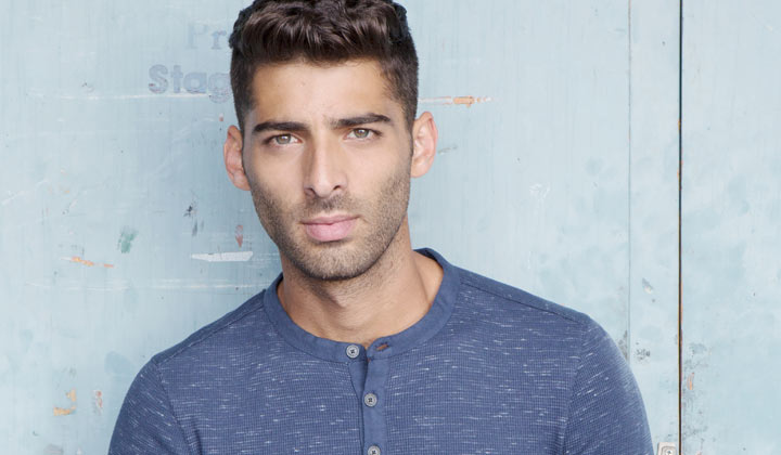Jason Canela exits The Young and the Restless