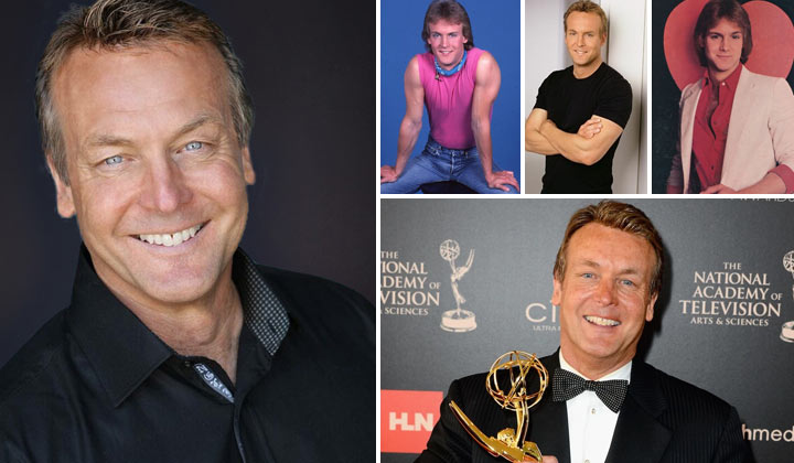 The Young and the Restless' Doug Davidson takes viewers down memory lane