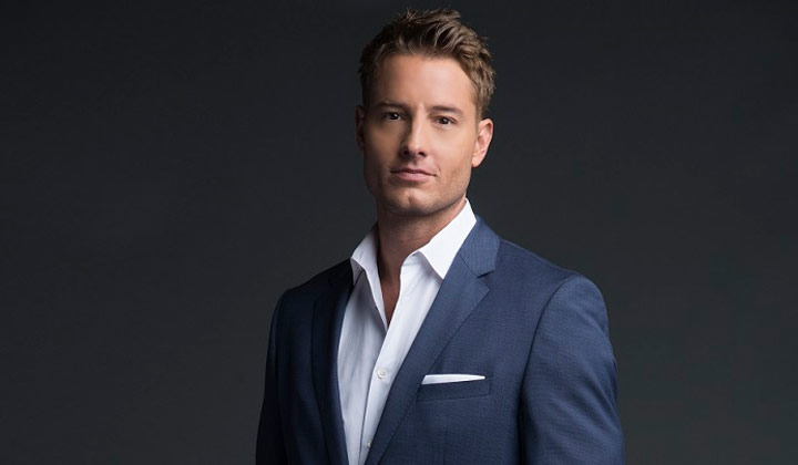 Y&R's Justin Hartley weighs in on Adam Newman recast debate