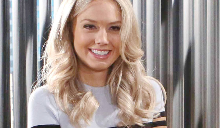 With Rylan out, Y&R recasts Abby Newman
