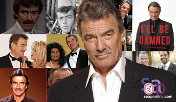 Y&R celebrates Eric Braeden's 40th anniversary with special episodes