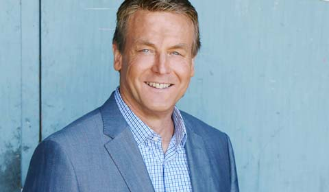 HE'S BACK: Emmy winner Doug Davidson returns to Y&R