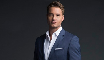 The Young and the Restless' Justin Hartley lands role in political thriller opposite Emma Roberts