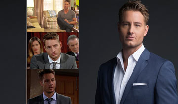 "Should Y&R recast Adam? Justin Hartley says ""they should"""