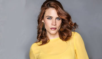 INTERVIEW: Courtney Hope chats Sally's bold moves on The Young and the Restless