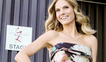 Kelly Kruger makes another Y&R return