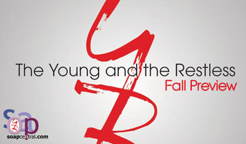 Y&R FALL PREVIEW: Exec's preview reveals romance, secrets, betrayal, and more