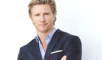 PHOTO: Thad Luckinbill spotted at Y&R -- but what does it really mean?