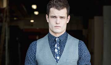 Y&R's Michael Mealor went to speech therapy to lose his Southern accent