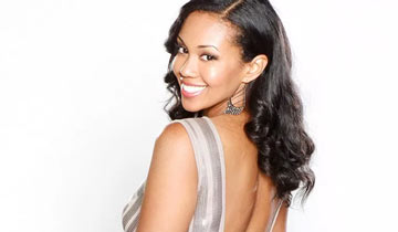 Mishael Morgan returns to The Young and the Restless