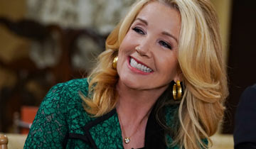 "Melody Thomas Scott would love to see The Young and the Restless' Newman family ""fall hard"""