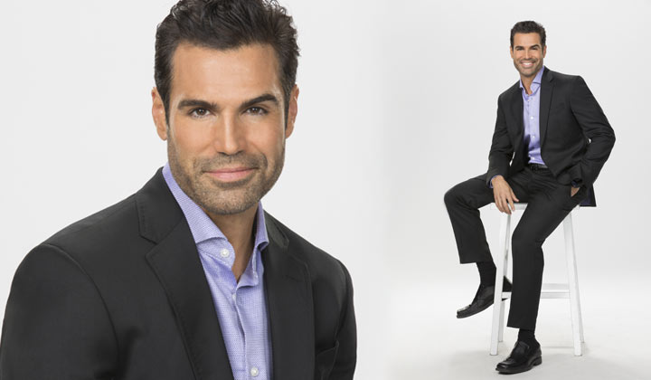 Y&R's Jordi Vilasuso gets deeply personal in Soap Central interview
