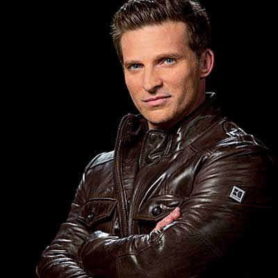 Steve Burton is dad for the third time