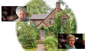 FOR SALE: Childhood home of Harrison Ford and his younger brother, Y&R alum Terence Ford