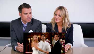 VIDEO: Take a walk down Y&R memory lane with some classic Sharon and Nick moments